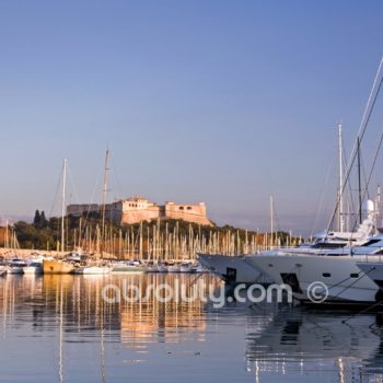 Vauban Harbor Fort Carré Absoluty Antibes Rentals