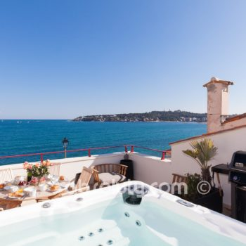 ~ Maison Baieta - The full seaview terrace with spa ~
